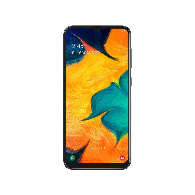 Смартфон Samsung Galaxy A30s 4/64 ГБ черный