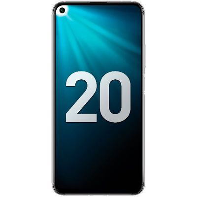 Смартфон Honor 20 6/128 ГБ белый