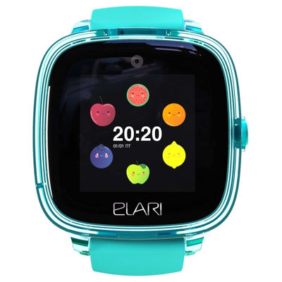 Детские часы ELARI KidPhone Fresh зеленый (KP-F)