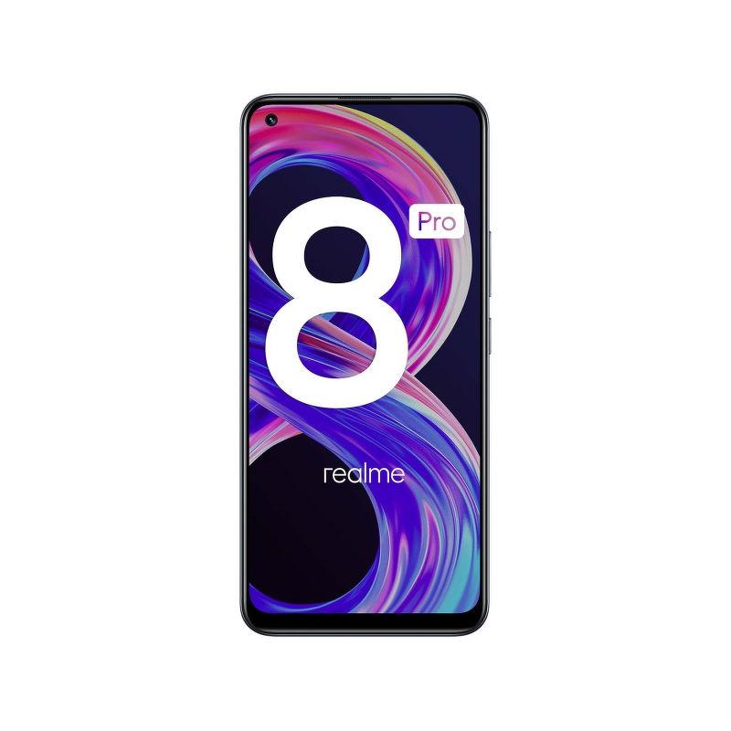 Смартфон realme 8 Pro 6/128 ГБ черный