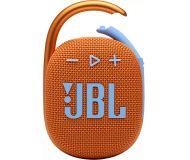 Портативная колонка JBL CLIP 4 оранжевый
