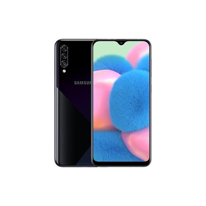 Смартфон Samsung Galaxy A30s 3/32 ГБ черный