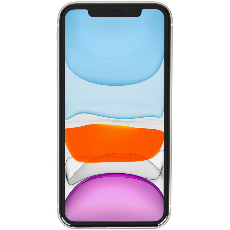 Смартфон Apple iPhone 11 128 ГБ белый