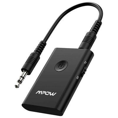 Аудиоресивер Mpow BH283A черный Aux to Bluetooth