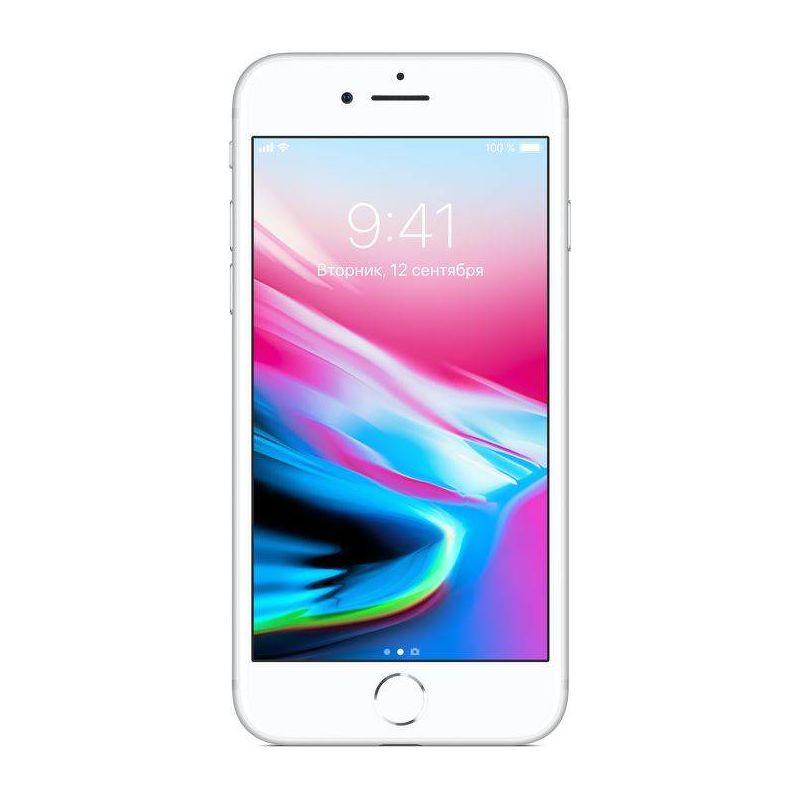 Смартфон Apple iPhone 8 64 ГБ серебристый
