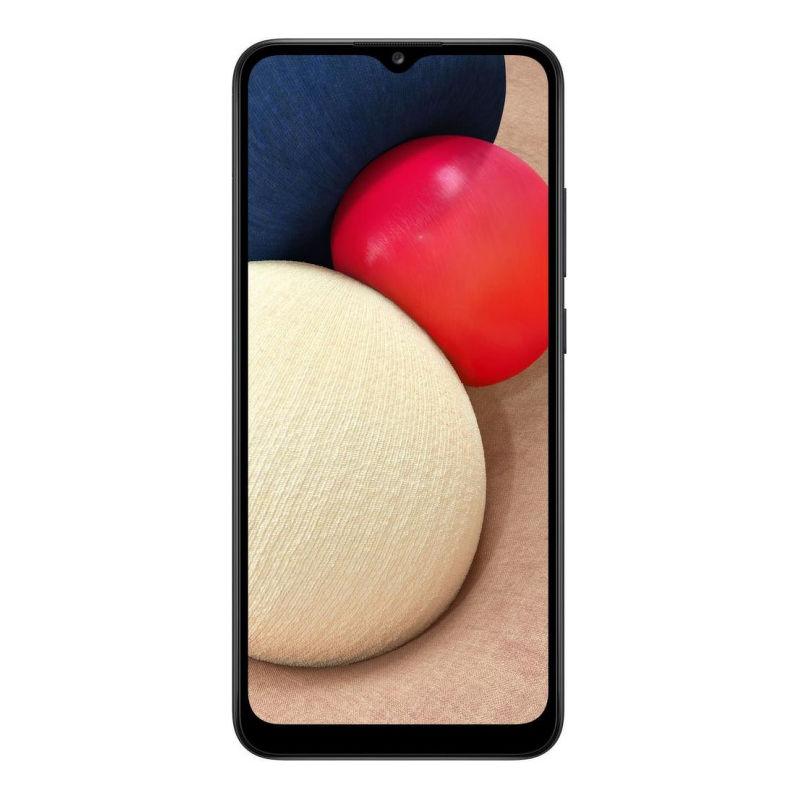 Смартфон Samsung Galaxy A02s 3/32 ГБ черный