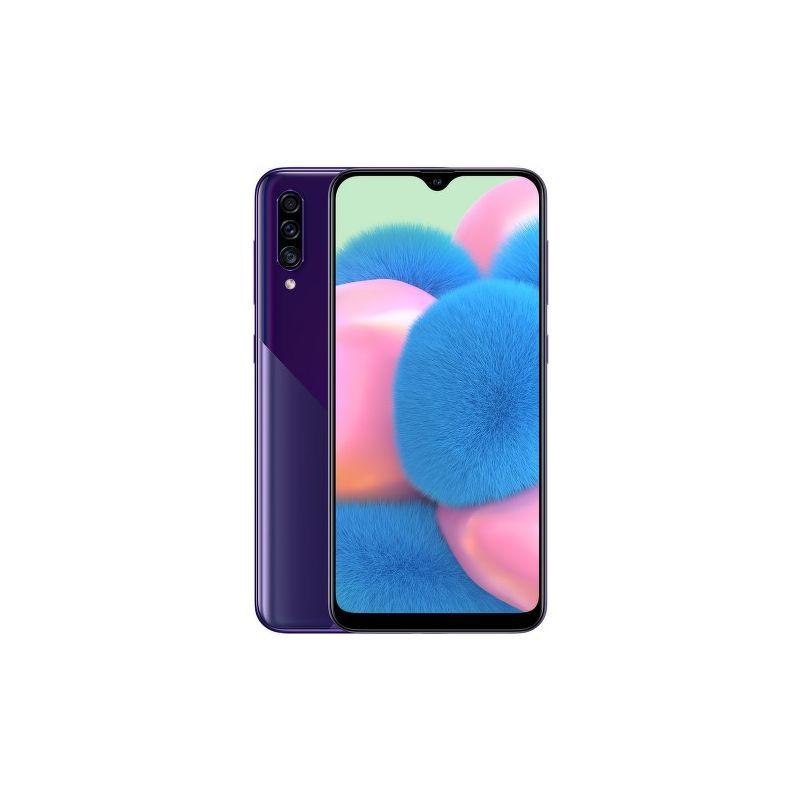 Смартфон Samsung Galaxy A30s 3/32 ГБ фиолетовый