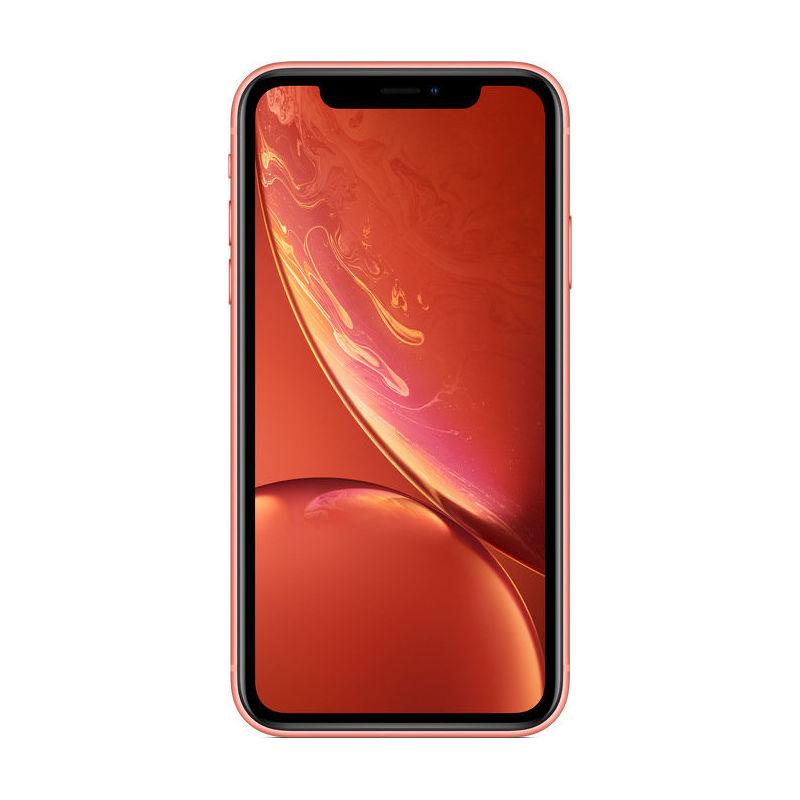 Смартфон Apple iPhone XR 128 ГБ коралловый