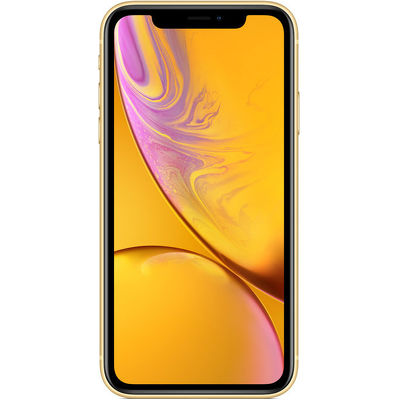 Смартфон Apple iPhone XR 64 ГБ желтый