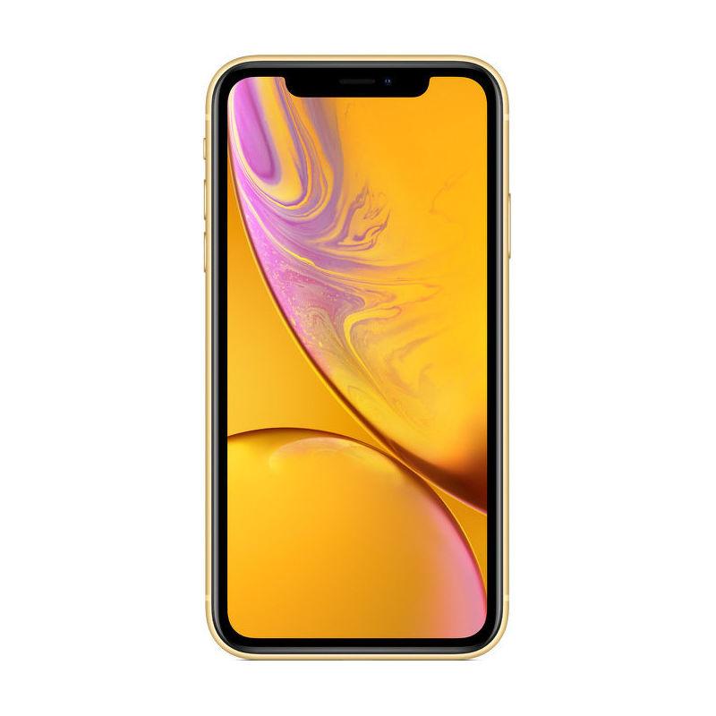 Смартфон Apple iPhone XR 64 ГБ желтый