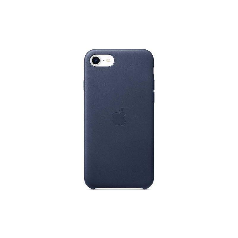 Чехол для смартфона Apple iPhone 7/8/SE Leather Case синий