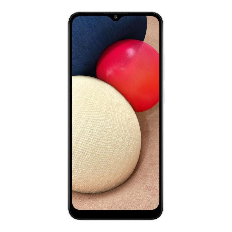 Смартфон Samsung Galaxy A02s 3/32 ГБ белый