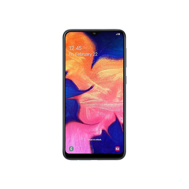Смартфон Samsung Galaxy A10 2/32 ГБ черный