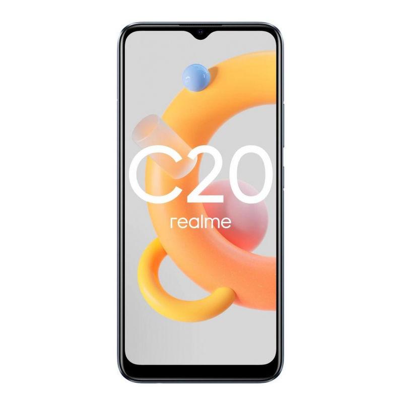 Смартфон realme C20 2/32 ГБ серый