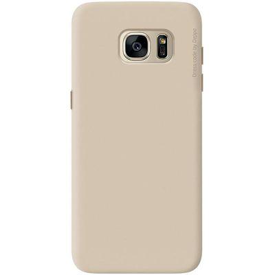 Чехол Air Case для Samsung Galaxy S7 gold