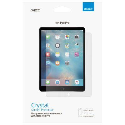 Защитная пленка для Apple iPad Air, Air 2. Pro 9.7, 9,7(2017) глянцевая