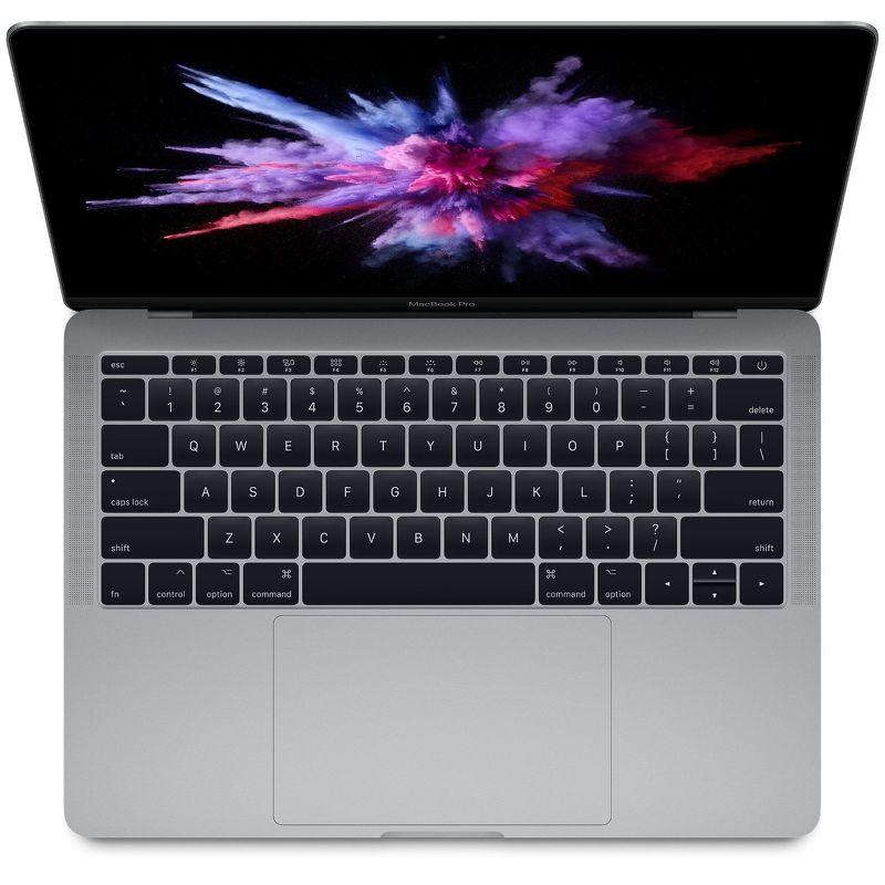 "13.3"" Ноутбук Apple MacBook Pro 13.3"" Mid 2017 128 ГБ серый MPXQ2RU/A"
