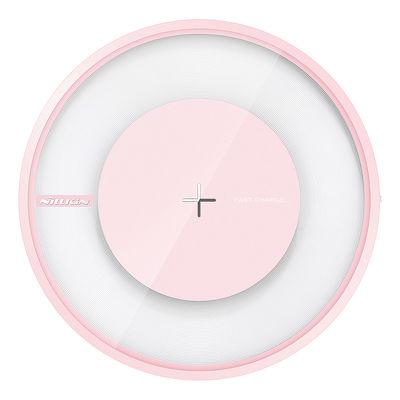 Беспроводное зарядное устройство Nillkin Magic Disk 4 розовый