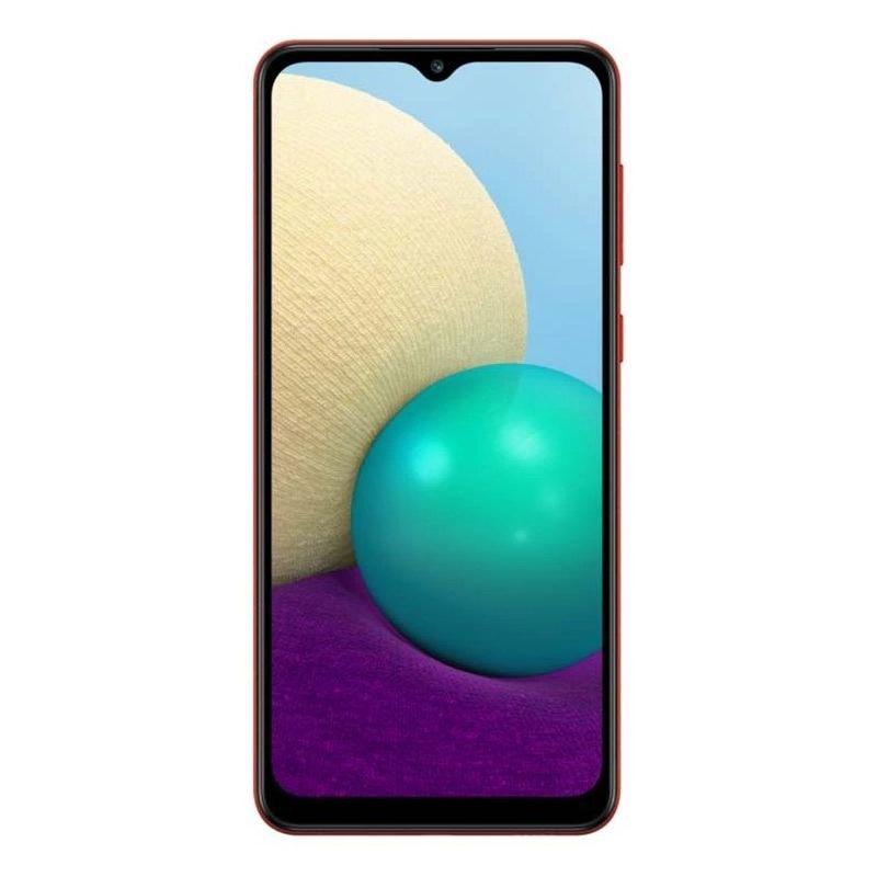 Смартфон Samsung Galaxy A02 2/32 ГБ красный