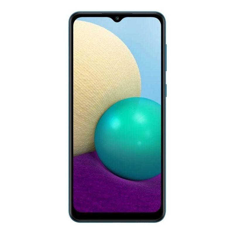 Смартфон Samsung Galaxy A02 2/32 ГБ синий