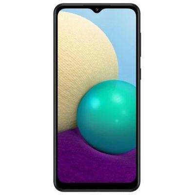 Смартфон Samsung Galaxy A02 2/32 ГБ черный