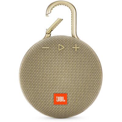 Портативная колонка JBL CLIP 3 песочный