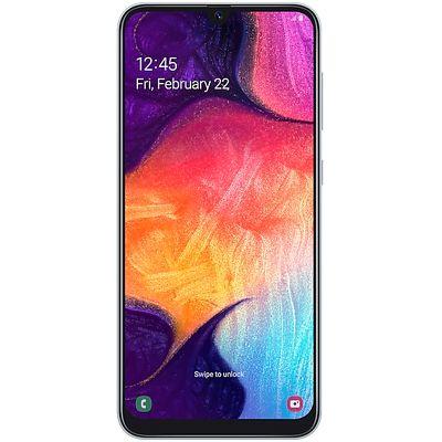Смартфон Samsung Galaxy A50 4/64 ГБ белый