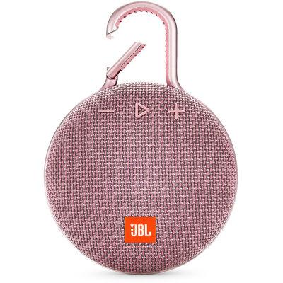 Портативная колонка JBL CLIP 3 розовый