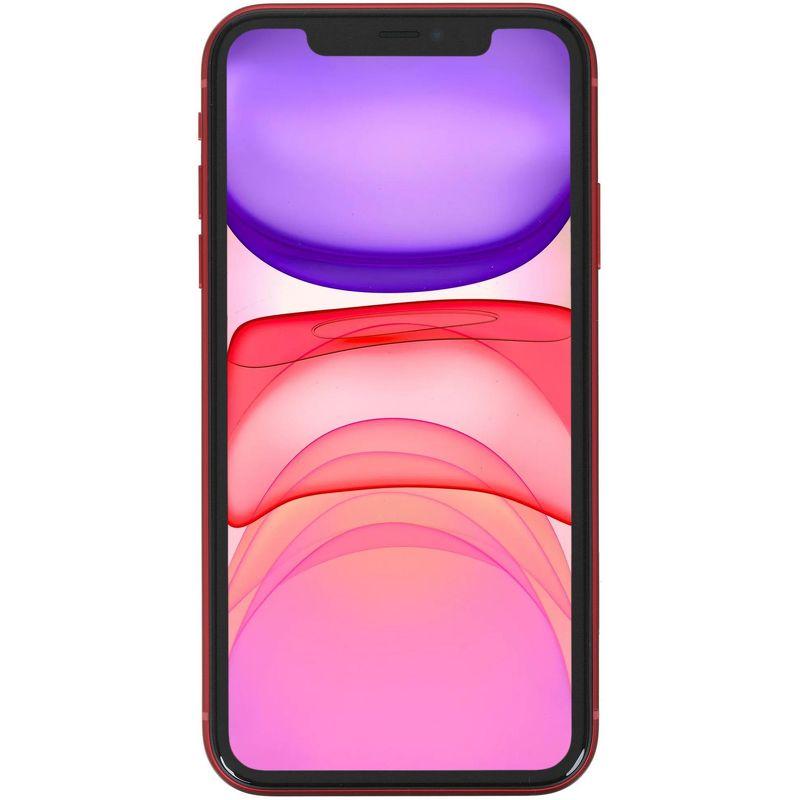Смартфон Apple iPhone 11 128 ГБ красный