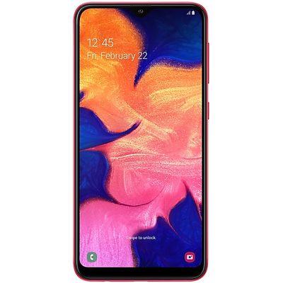 Смартфон Samsung Galaxy A10 2/32 ГБ красный