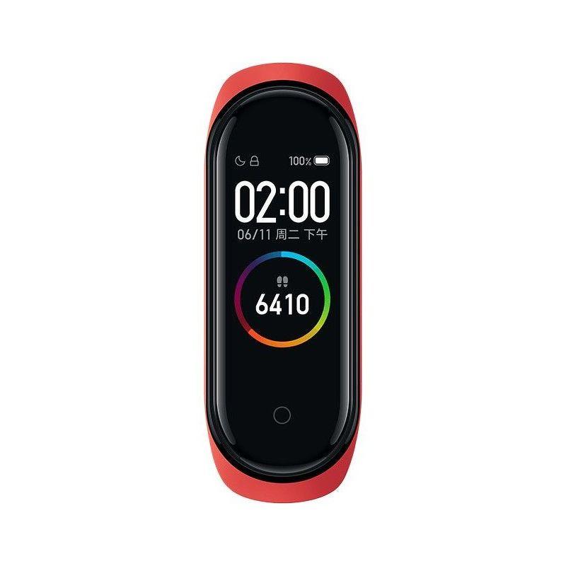Фитнес-браслет Xiaomi Mi Band 4 красный