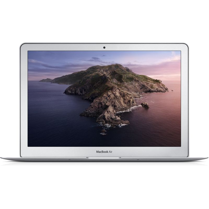 "13.3"" Ноутбук Apple MacBook Air 2017 MQD32RU/A серебристый"