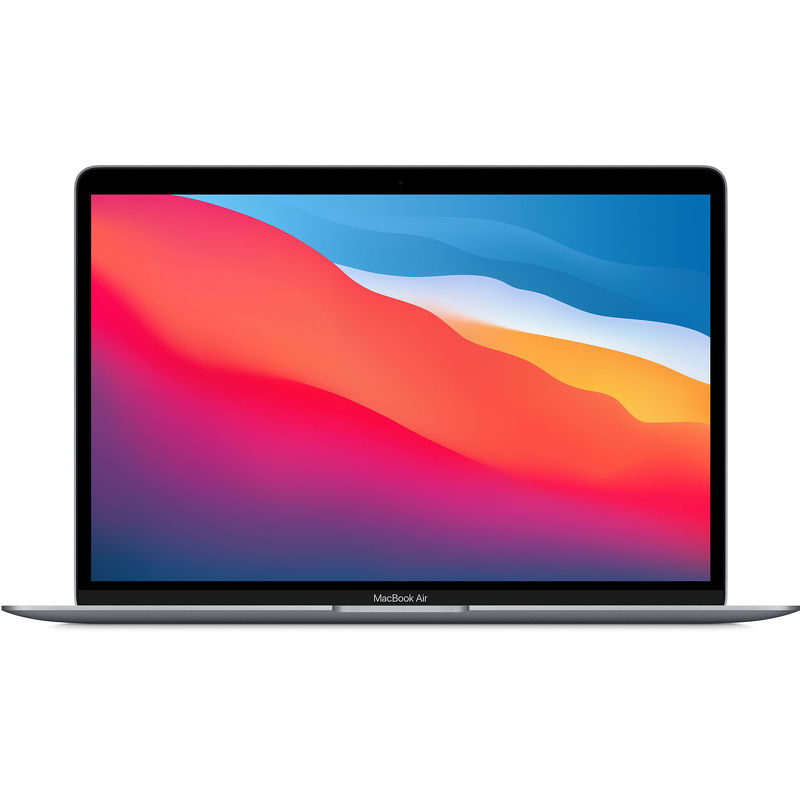 "13,3"" Ноутбук Apple MacBook Air M1/8/256 ГБ (MGN63RU/A) серый"
