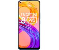 Смартфон realme 8 Pro 6/128 ГБ синий