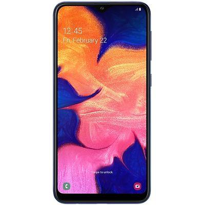 Смартфон Samsung Galaxy A10 2/32 ГБ синий