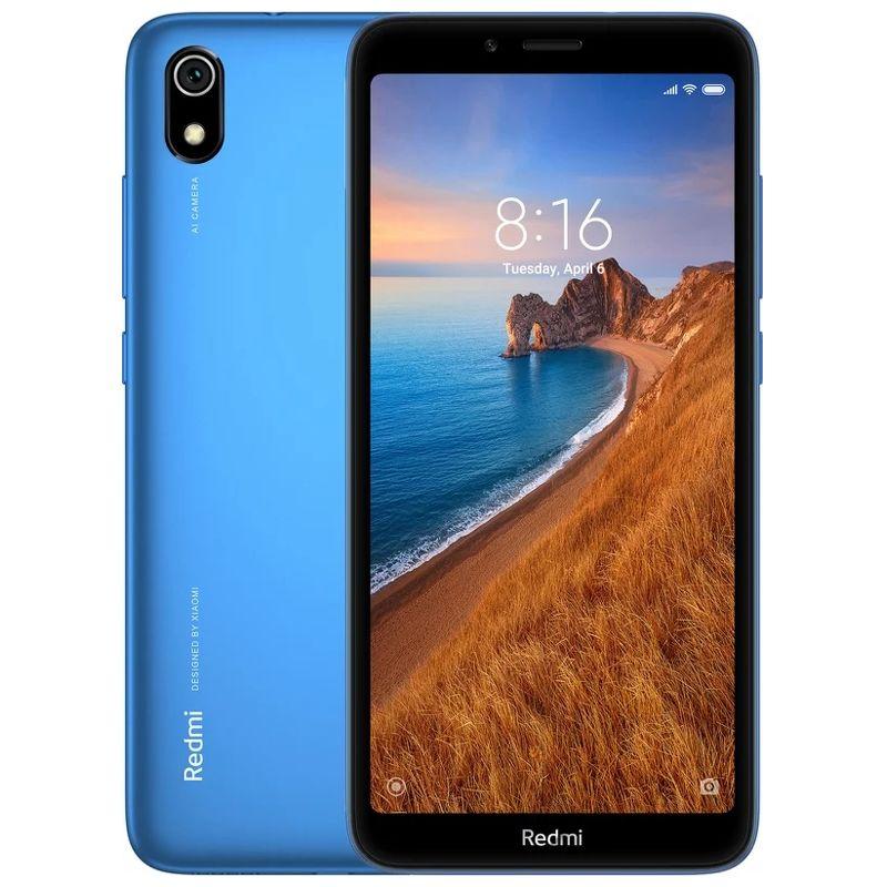 Смартфон Xiaomi Redmi 7A 2/32 ГБ синий