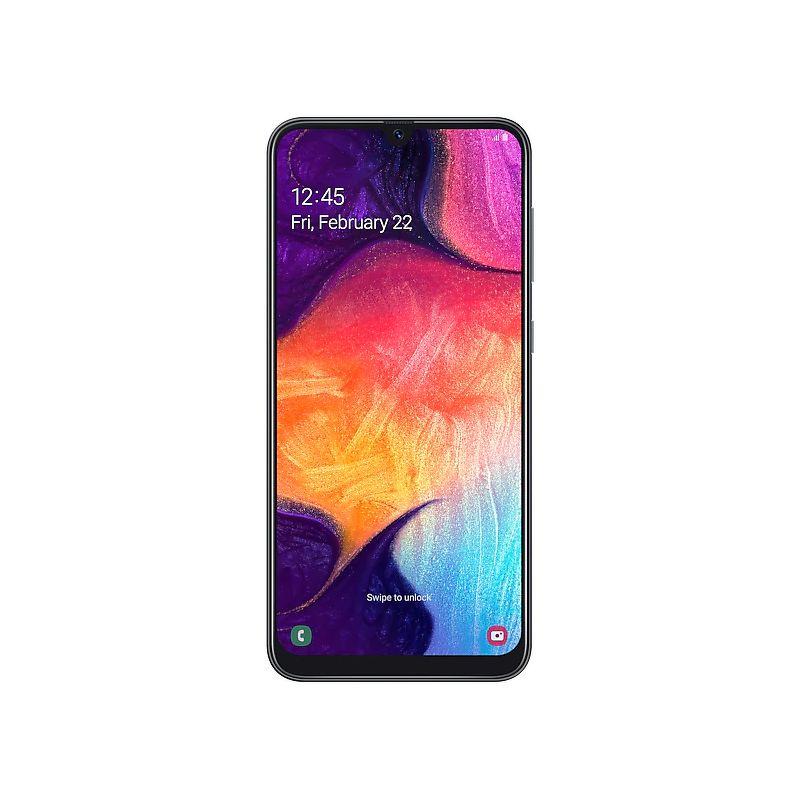 Смартфон Samsung Galaxy A50 6/128 ГБ черный