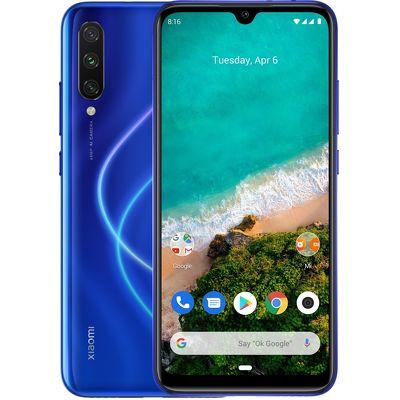 Смартфон Xiaomi Mi A3 4/128 ГБ синий