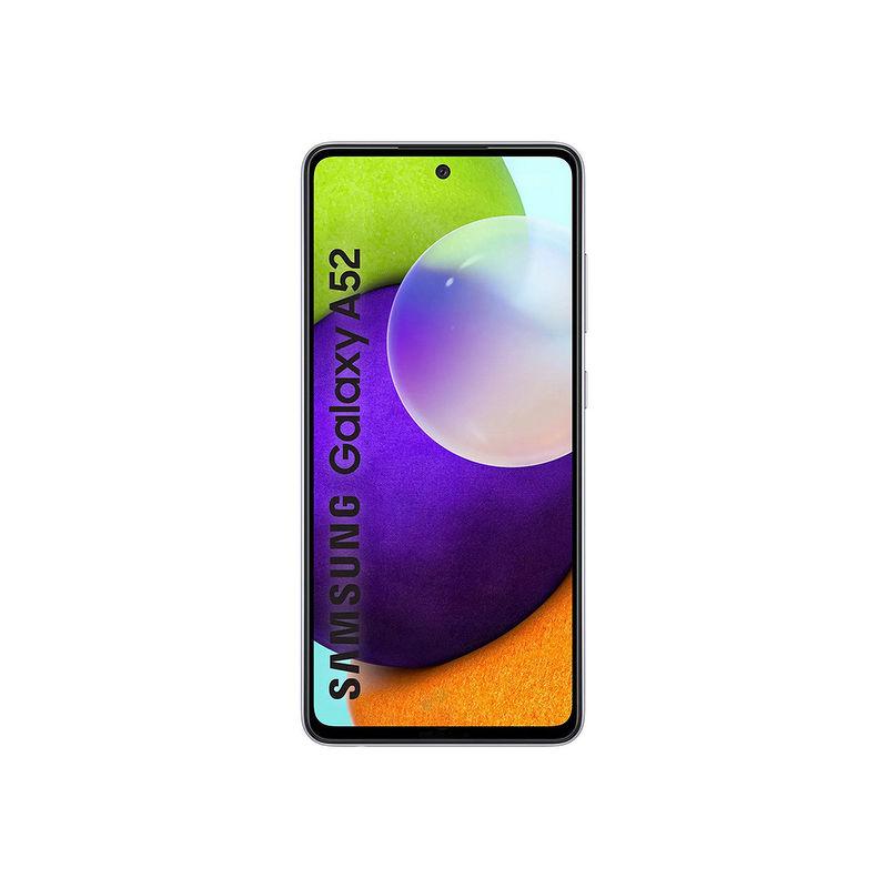 Смартфон Samsung Galaxy A52 4/128 ГБ черный