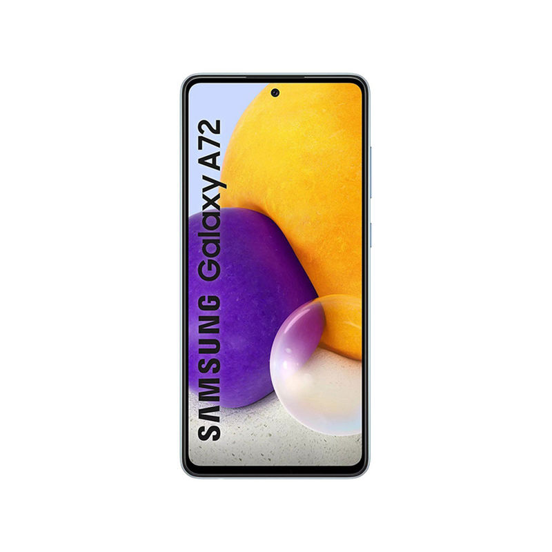 Смартфон Samsung Galaxy A72 8/256 ГБ синий