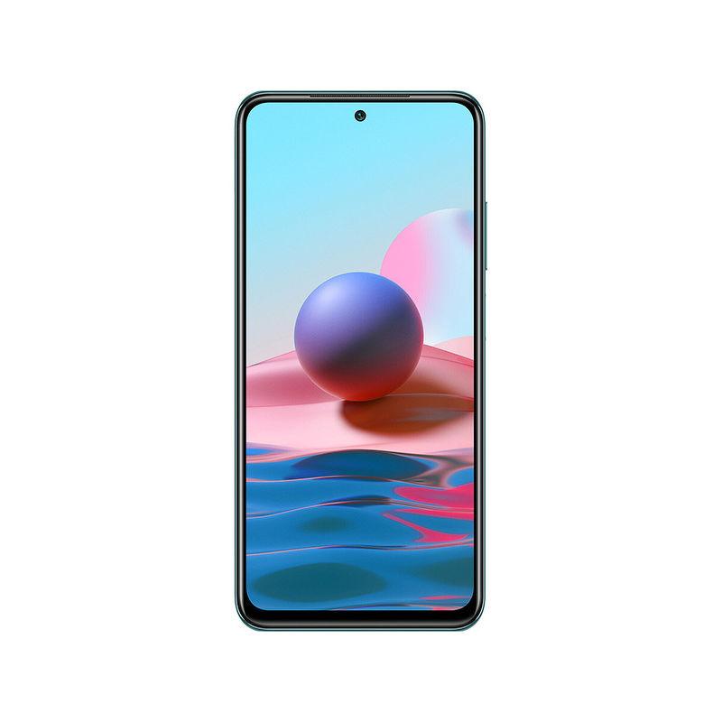 Смартфон Xiaomi Redmi Note 10 4/64 ГБ зеленый