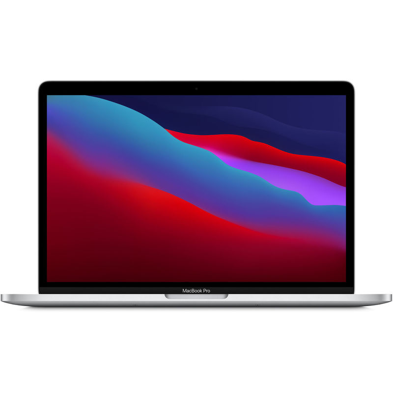 """13,3"""" Ноутбук Apple MacBook Pro M1/8/1 ТБ (Z11F0002V) серебристый"""