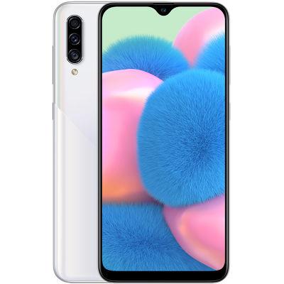 Смартфон Samsung Galaxy A30s 3/32 ГБ белый