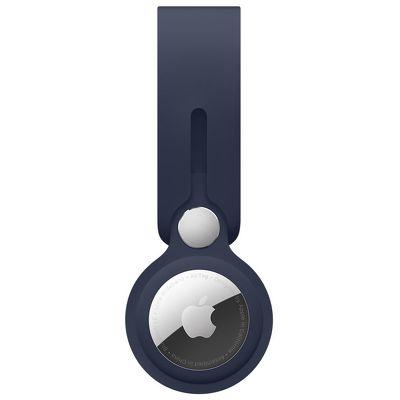 Брелок для Apple AirTag Loop синий