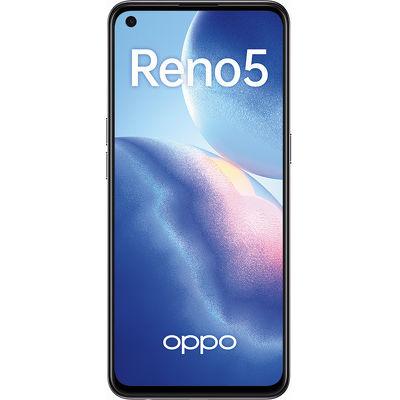 Смартфон Oppo Reno5 8/128 ГБ серебристый