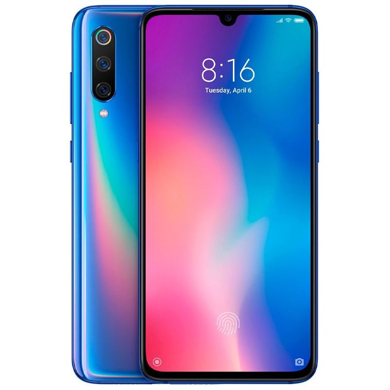 Смартфон Xiaomi Mi9 6/64 ГБ синий