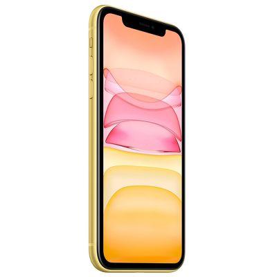 Смартфон Apple iPhone 11 128 ГБ желтый