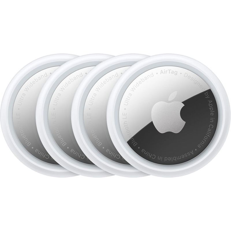 Трекер Apple AirTag (4шт)
