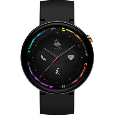 Смарт-часы Xiaomi Amazfit Nexo черный с черным ремешком