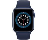 Смарт-часы Apple Watch Series 6 40mm синий с синим ремешком